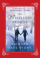 """The Mistletoe Promise"" Hardcover"