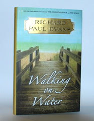 """Walking on Water"" Hardback 5th book in the walk series"