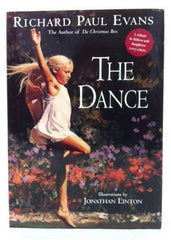 Autographed copy of The Dance (Hardcover)