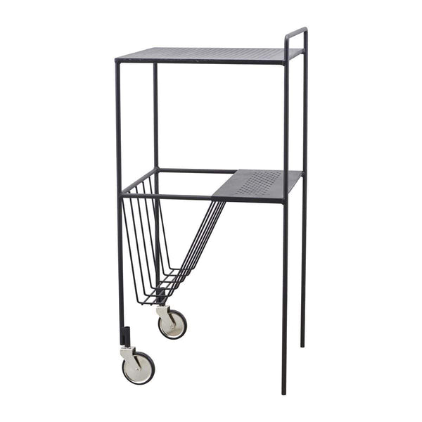 House Doctor Trolley Use Schwarz