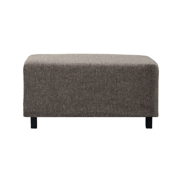 House Doctor Hocker House Doctor Pouf Camphor Dunkelbraun