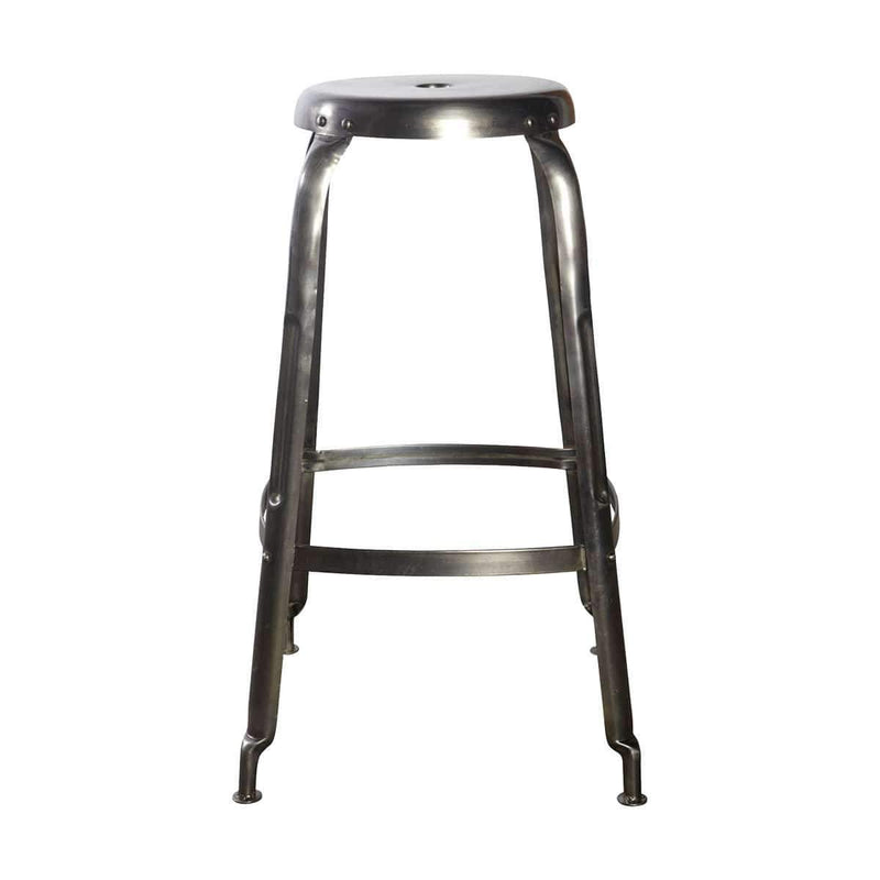 House Doctor Hocker Define Gunmetal-Grau