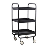 House Doctor Trolley House Doctor Trolley Roll Schwarz
