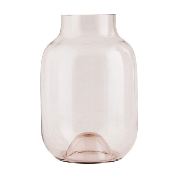 House Doctor Vase Shaped aus Glas, Ø17cm / H:25cm