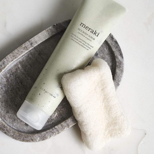 Meraki Beauty Meraki Reis Body Scrub