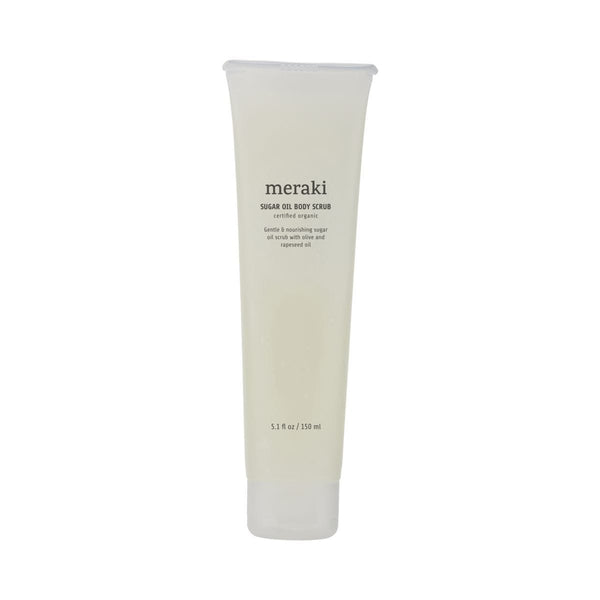 Meraki Beauty Meraki Zucker & Öl Body Scrub