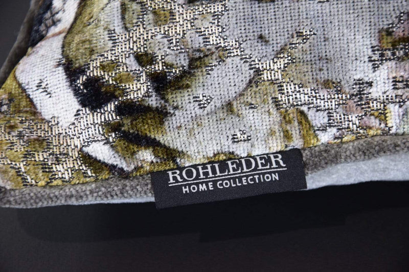 ROHLEDER HOME COLLECTION Creation Adam Kissen mit Füllung - Mint