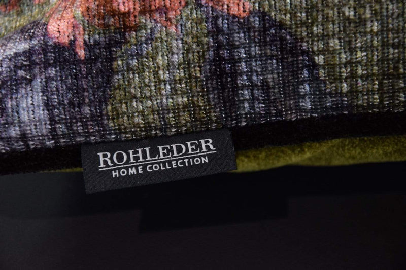 ROHLEDER HOME COLLECTION Creation Eve Kissen mit Füllung - Leaf