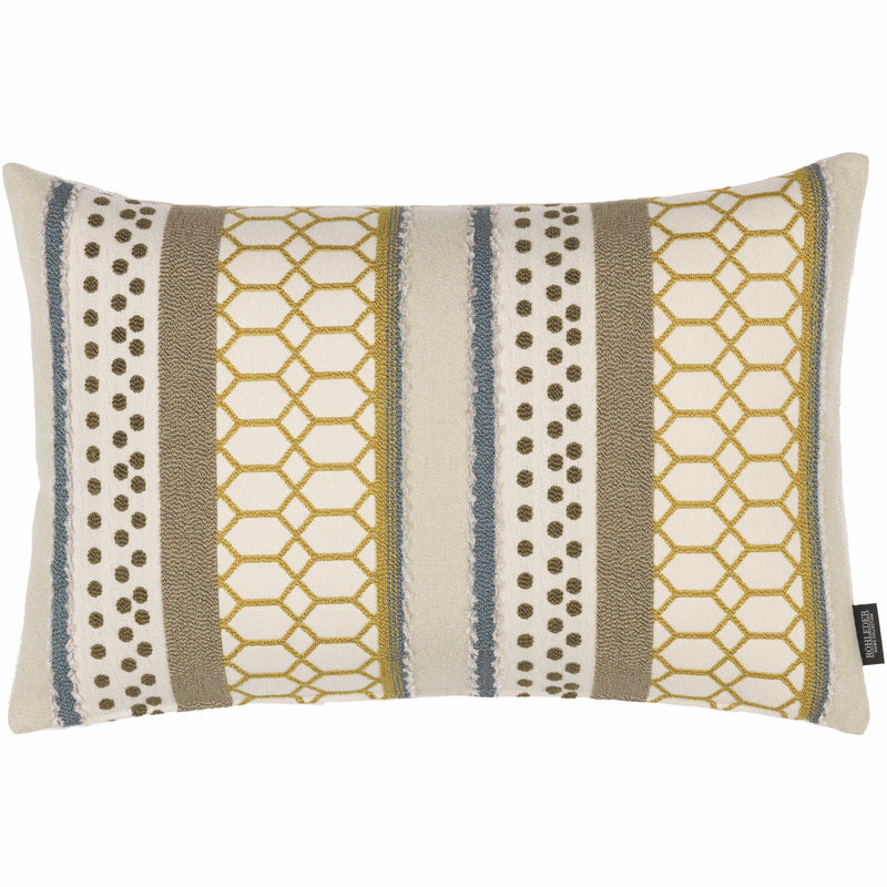 ROHLEDER HOME COLLECTION Braid Kissenhülle  - Daydream