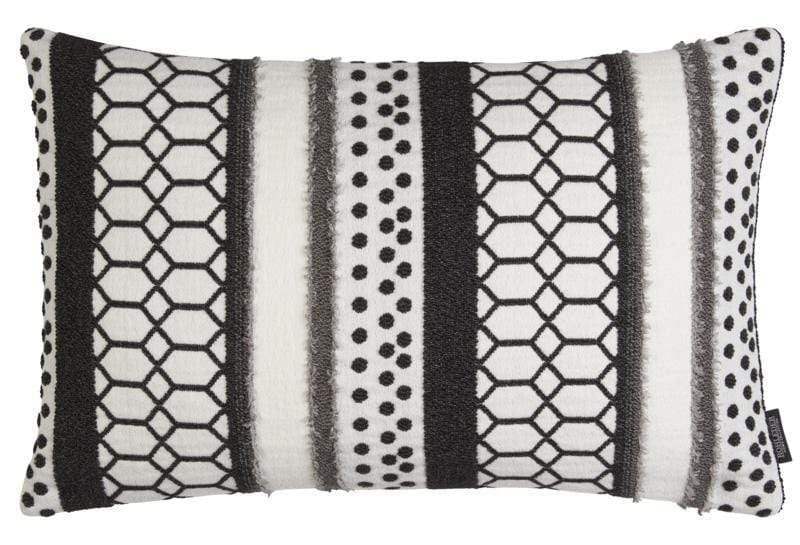 ROHLEDER HOME COLLECTION Kissenhülle Boho Braid - Night