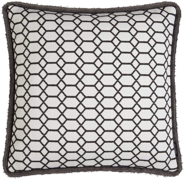 ROHLEDER HOME COLLECTION Kissenhülle Boho Grid - Night
