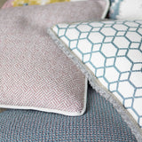 ROHLEDER HOME COLLECTION Mesh Kissenhülle - Daydream
