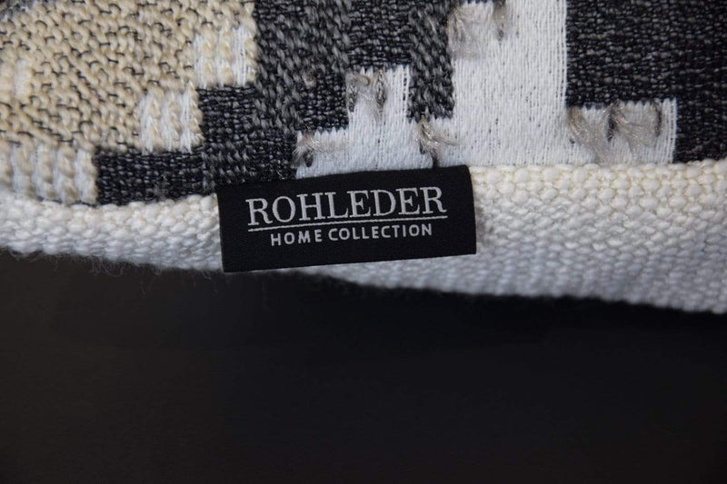 ROHLEDER HOME COLLECTION Boho Sienna Kissenhülle - Day & Night