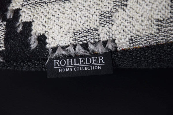 ROHLEDER HOME COLLECTION Kissenhülle ROHLEDER HOME COLLECTION Boho Sienna Kissenhülle - Indian Summer