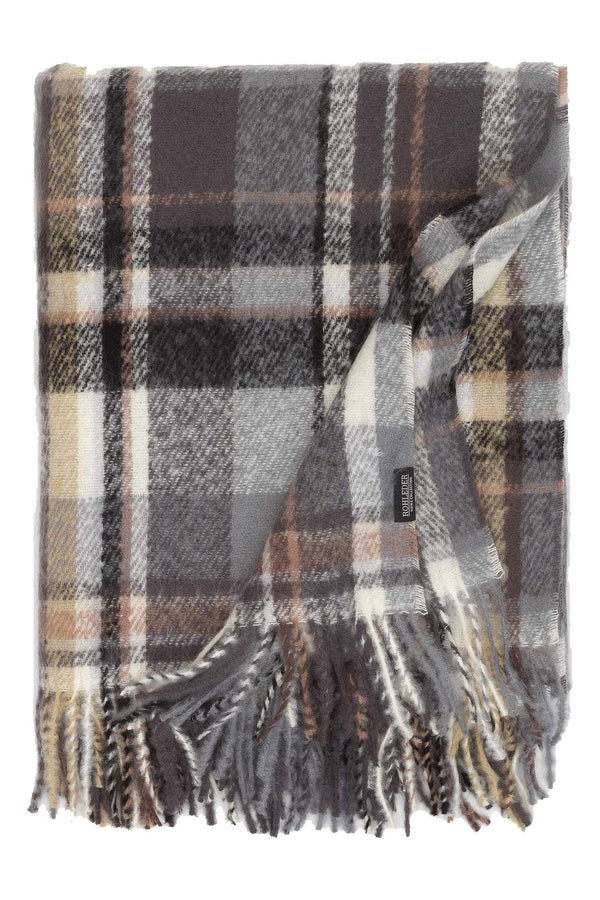 ROHLEDER HOME COLLECTION Cosy Plaid - Earth, 150 x 200 cm