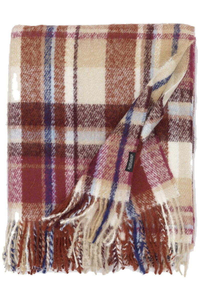 ROHLEDER HOME COLLECTION Cosy Plaid - Fire, 150 x 200 cm