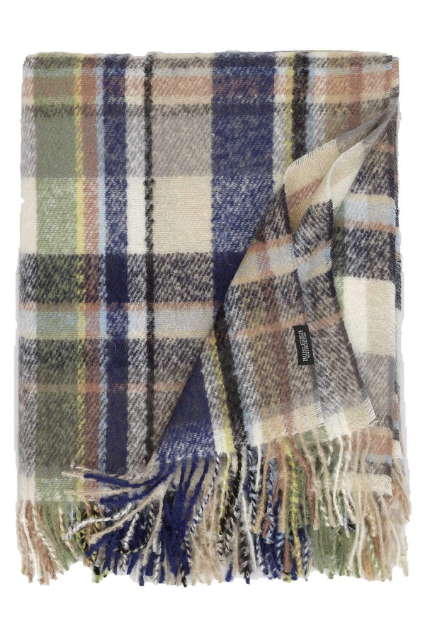 ROHLEDER HOME COLLECTION Cosy Plaid - Water, 150 x 200 cm