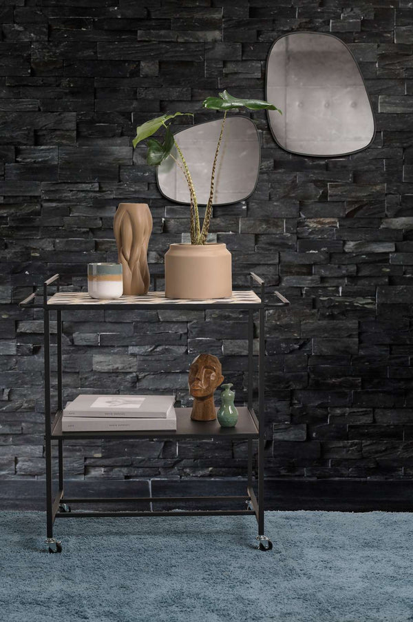 Villa Collection Spiegel Villa Collection Spiegel Asymmetrisch, 34 x 40 cm