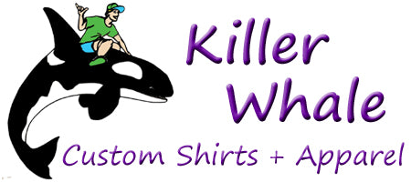 Killer Whale Custom Shirts