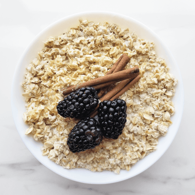 Fifty-Fifty Oatmeal