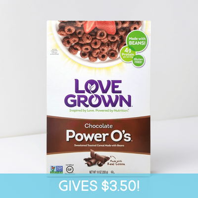 Chocolate Power O's