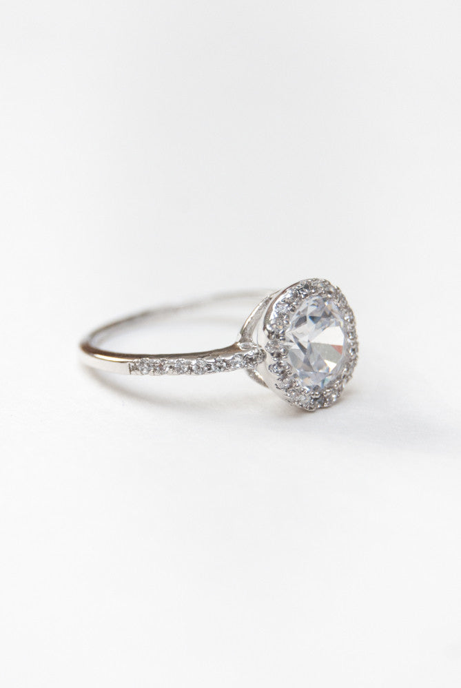 Single Crystal Ring , Accessory - Trinity, Trinity Styles  - 3