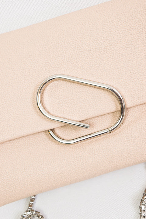 Paperclip Messenger Clutch Bag , bags - Trinity Styles, Trinity Styles  - 5