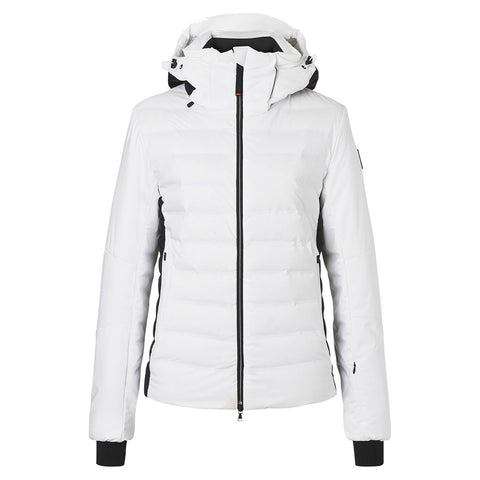CANDRA DOWN SKI JACKET - Off White