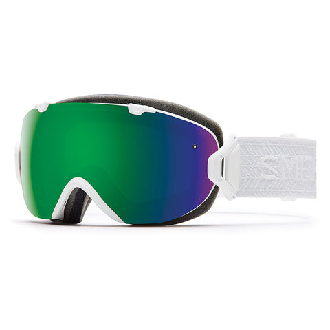 Women's Smith Ski Google - White