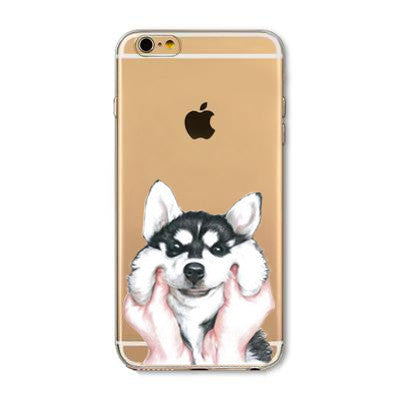 Peekaboo Pet iPhone Case