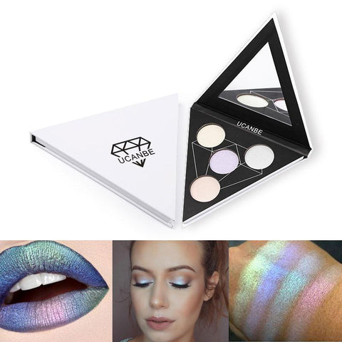 Prismatic Duochrome Palette Glow Kit