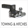TOWING AND HITCHES