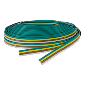 Bonded 4-Way Trailer Wiring (16 Wire Gauge, 25' Spool) - King Series Trucks, Parts & Accessories