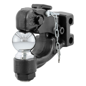 "Replacement Channel Mount Ball & Pintle Combination (2-5/16"" Ball, 20,000 lbs.) - King Series Trucks, Parts & Accessories"