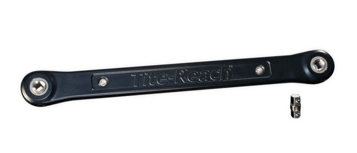 "King Series 1/4"" Professional Tite-Reach Extension Wrench, slim design, has 10 inches of reach to fit into smaller spaces."