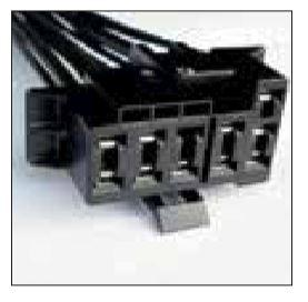 FORD OEM 10 CAVITY PIGTAIL WIRING CONNECTOR 023-TPW - King Series Trucks, Parts & Accessories