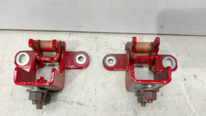 2011 FORD F150 PICKUP TRUCK King Series Trucks Parts Accessories DOOR HINGE REAR RH REAR DOOR HINGES UP&LOW SET RED 133.FD861