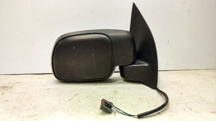 FORD 2002 FORD F350 PICKUP TRUCK King Series Trucks Parts Accessories SIDE VIEW MIRROR RIGHT PASSENGER SIDE BLACKSIDE VIEW MI