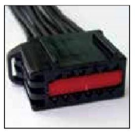FORD OEM 12 CAVITY PIGTAIL WIRING CONNECTOR 195-TPW - King Series Trucks, Parts & Accessories