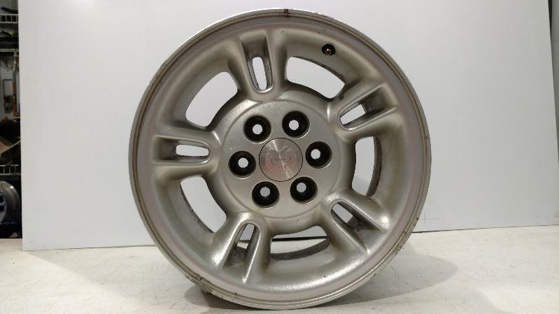 2000 DODGE DAKOTA King Series Trucks Parts Accessories WHEEL 15X8 5 OPEN SPOKE PAINTED OUT EDGE
