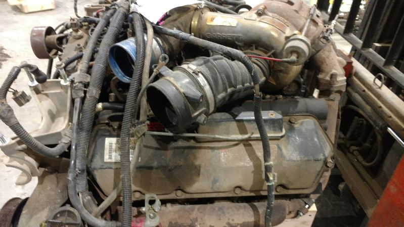1999 FORD F250  7.3L TURBO DIESEL VIN F 8TH DIGIT 283K FEDERAL EMISSIONS THRU 12/6/98
