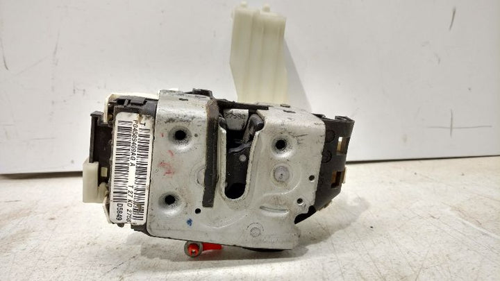 2012 PATRIOT KEYS/LATCHES/LOCKS LEFT DRIVER FRONT DOOR LATCH LEFT DRIVER FRONT DOOR LATCH P04589409AGA.POWER 181.CH9112