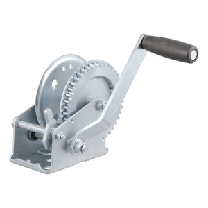 "Hand Winch (1,400 lbs., 7-1/2"" Handle) - King Series Trucks, Parts & Accessories"