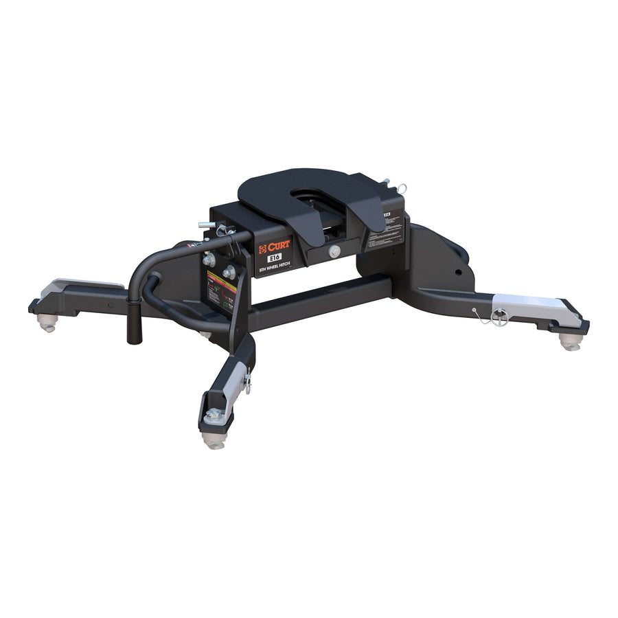 E16 5th Wheel Hitch with Ram Puck System Legs