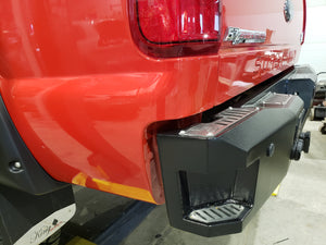 King Series VENOM Custom Rear Bumper with Lighting Package, Ford Super Duty 2011-2016, Proudly made in the U.S.A.
