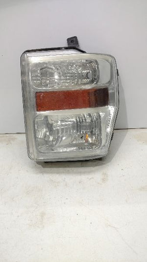 2009 FORD F250 PICKUP TRUCK King Series Trucks Parts Accessories HEADLAMP ASSEMBLY LEFT COMPOSITE 7C34-13006-A DUAL BEA LEFT