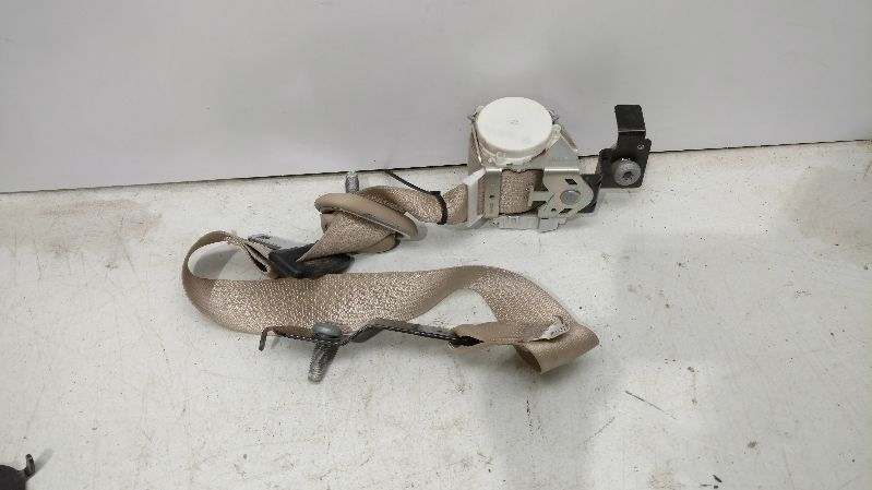 2009 FORD F250 PICKUP TRUCK King Series Trucks Parts Accessories SEAT BELT REAR RIGHT RETRACTOR REAR TAN 34001094B RIGHT RETR
