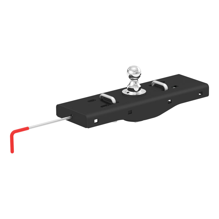 Double Lock EZr Gooseneck Hitch - King Series Trucks,