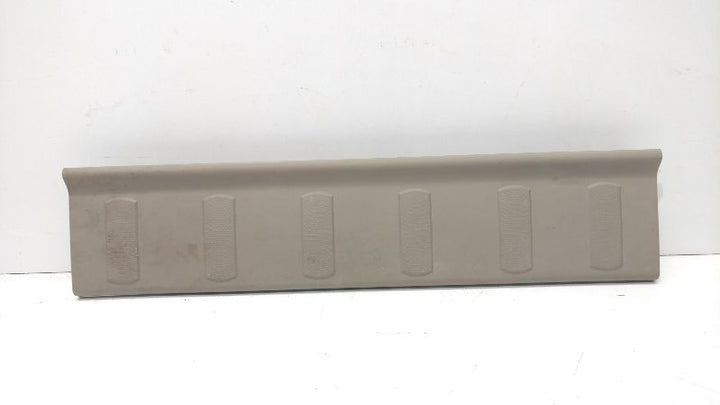 2008 FORD F350 PICKUP TRUCK King Series Trucks Parts Accessories INTERIOR PARTS MISC RIGHT REAR THRESHOLD SILL PLATE GRAY RIG