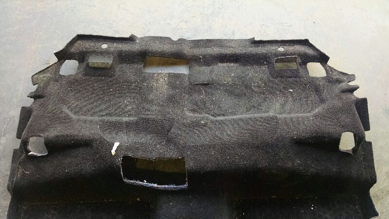 2015 JEEP CHEROKEE  CARPET REAR MIDDLE CARPET BLACK 1UB85DX9AB MIDDLE CARPET BLACK 1UB85DX9AB 223.AM8515